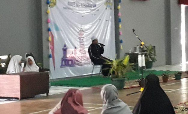 Maulid Nabi SMAN 7 Kota Bogor  Berharap Siswa Meneladani Rasulluloh