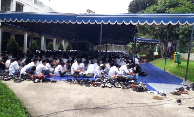 Maulid Nabi di SMKN 3 Kota Bogor Sebagai Sarana Pendidikan Karakter Siswa