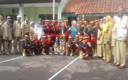 SDN Bangka 3 Kota Bogor Gelar Turnamen Volley Cup 2018