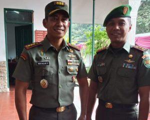 KODIM 0606 Kota Bogor Sambut Silaturahmi Danrem 061/Surya Kencana Bogor