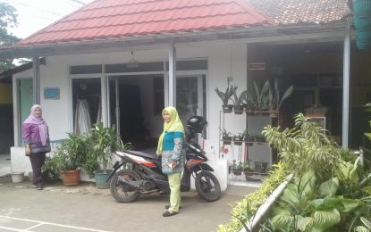 Kantin Sehat di SDN Cimahpar 1 Kota Bogor Disambut Orang Tua Dan Guru