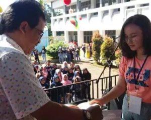 SMAN 9 Kota Bogor Rayakan HUT Dengan Kreativitas Siswa