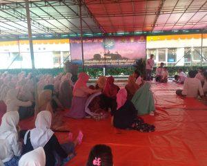 Isra Mi'raj Bentuk Karakter Islami Para Siswa SMAN 6 Kota Bogor