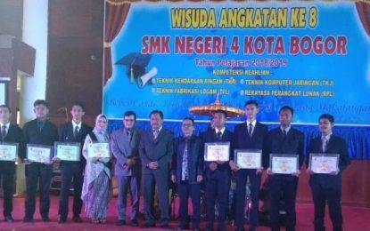 SMKN 4 Kota Bogor Siap Hantarkan Lulusannya Menuju Dunia Kerja