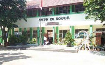 SMPN 20 Kota Bogor Lulus Seluruhnya